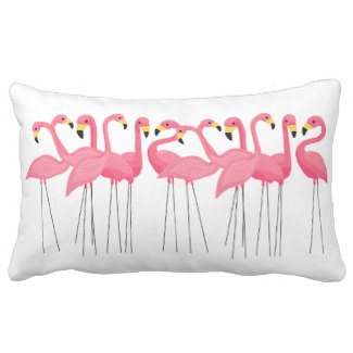 PictureFlamingo gift idea - Throw pillow