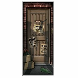 Speakeasy Door Cover